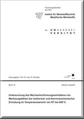 Untersuchung des Wechselverformungsverhaltens v...