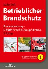 Betrieblicher Brandschutz - E-Book (PDF) - Bran...