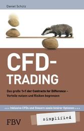 CFD-Trading simplified - Das große 1x1 der Cont...