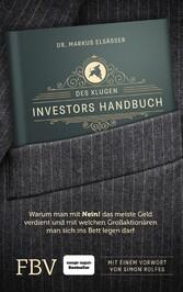 Des klugen Investors Handbuch - Warum man mit N...