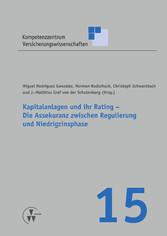 Kapitalanlagen und ihr Rating - die Assekuranz ...