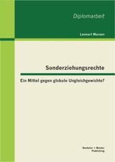 Sonderziehungsrechte: Ein Mittel gegen globale ...