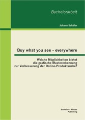 Buy what you see - everywhere: Welche Möglichke...