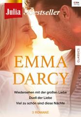 Julia Bestseller - Emma Darcy 1 - Wiedersehen m...