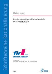 Betriebskennlinien für industrielle Dienstleist...