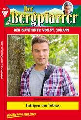 Der Bergpfarrer 2 - Heimatroman - Intrigen um T...
