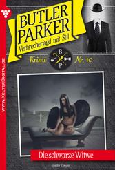 Butler Parker 10 - Kriminalroman - Die schwarze...