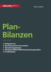 Planbilanzen