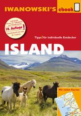 Island - Reiseführer von Iwanowski - Individual...