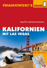 Kalifornien mit Las Vegas - Reiseführer von Iwa...