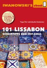 101 Lissabon - Reiseführer von Iwanowski - Gehe...