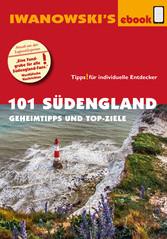 101 Südengland - Reiseführer von Iwanowski - Ge...