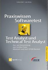 Praxiswissen Softwaretest - Test Analyst und Te...