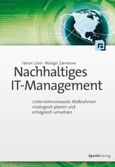 Nachhaltiges IT-Management - Unternehmensweite ...