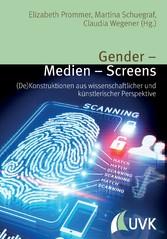 Gender - Medien - Screens - (De)Konstruktionen ...