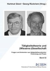 Tätigkeitstheorie und (Wissens-)Gesellschaft - ...