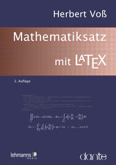 Mathematiksatz mit LaTeX