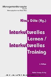 Interkulturelles Lernen / Interkulturelles Training