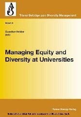 Managing Equity and Diversity at Universities