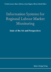 Information Systems for Regional Labour Market Monitoring - State of the Art and Perspectives