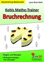 Kohls Mathe-Trainer - Bruchrechnung