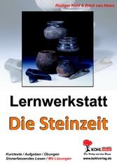 Lernwerkstatt Die Steinzeit