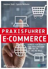 Praxisführer E-Commerce - Schritt für Schritt z...