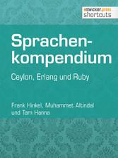Sprachenkompendium - Ceylon, Erlang und Ruby