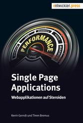 Single Page Applications - Webapplikationen auf...