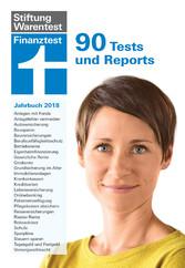Finanztest Jahrbuch 2018 - 90 Tests und Reports