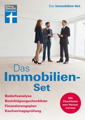 Das Immobilien-Set - Bedarfsanalyse, Besichtigu...