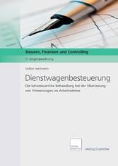 Dienstwagenbesteuerung - Die lohnsteuerliche Be...
