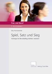 Spiel, Satz und Sieg - Vorträge im Berufsalltag...