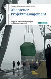 Abenteuer Projektmanagement - Projekte, Herausf...