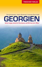 Georgien - Unterwegs zwischen Kaukasus und Schw...