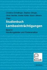 Studienbuch Lernbeeinträchtigungen, Band 2 - Ba...