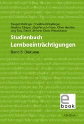 Studienbuch Lernbeeinträchtigungen, Band 3 - Ba...