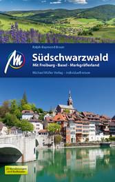 Südschwarzwald Reiseführer Michael Müller Verla...