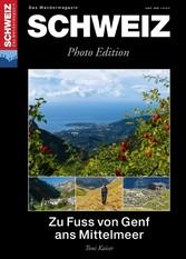 Zu Fuss von Genf ans Mittelmeer - Wandermagazin...