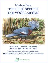 The Bird Species - Die Vogelarten - An Annotate...