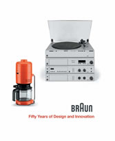 BRAUN – Fifty Years of Design and Innovation