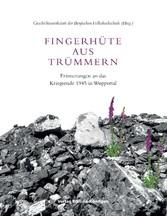 Fingerhüte aus Trümmern - Erinnerungen an das K...