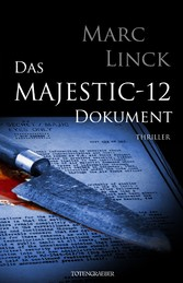 Das Majestic-12 Dokument - Thriller