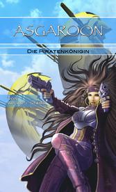 ASGAROON - Die Piratenkönigin - Science Fiction