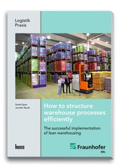How to structure warehouse processes efficiently - The successful implementation of lean warehousing