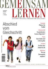 Abschied vom Gleichschritt - Gemeinsam lernen 3...