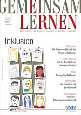 Inklusion - Gemeinsam Lernen 3/2017