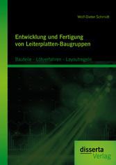 Entwicklung und Fertigung von Leiterplatten-Bau...