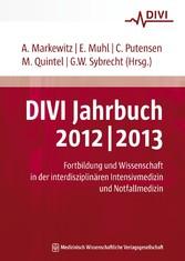 DIVI Jahrbuch 2012/2013 - Fortbildung und Wisse...