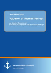 Valuation of Internet Start-ups: An Applied Res...